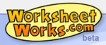 worksheetworks.com – Great site to generate customized worksheets