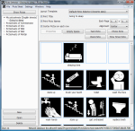Picto Selector – FREE Windows based tool to make icon sets for PECS and visual Schedules